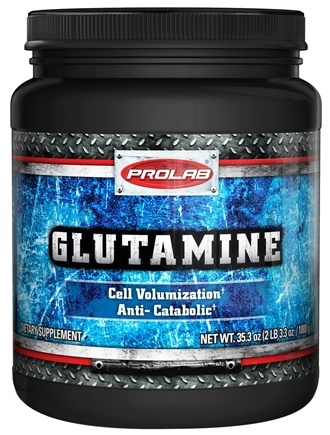 DROPPED: Prolab Nutrition - Glutamine Powder 1000 g. - 35.3 oz. CLEARANCED PRICED