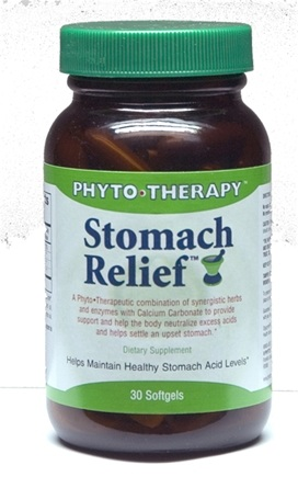 DROPPED: Phyto Therapy - Stomach Relief - 30 Softgels