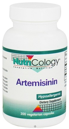 DROPPED: Nutricology - Artemisinin - 300 Vegetarian Capsules CLEARANCED PRICED