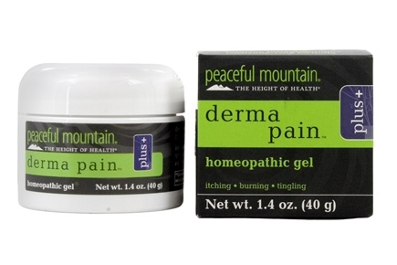 Peaceful Mountain - Shingles Rescue Plus Homeopathic Gel - 1.4 oz.