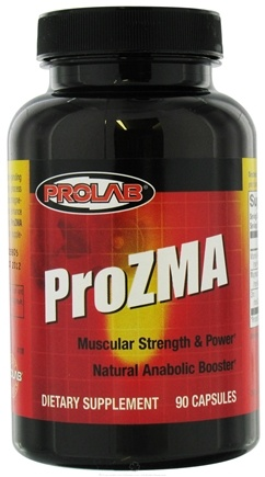 DROPPED: Prolab Nutrition - ProZMA Capsules - 90 Capsules CLEARANCE PRICED