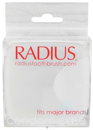 DROPPED: Radius - Condom Case - CLEARANCE PRICED