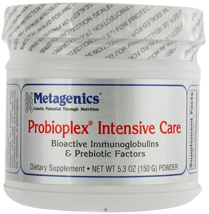 DROPPED: Metagenics - Probioplex Intensive Care - 5.3 oz. CLEARANCE PRICED