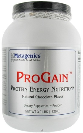 DROPPED: Metagenics - ProGain Chocolate - 3 lbs.