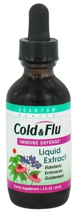 DROPPED: Quantum Health - Immune Support Plus Liquid Extract - 2 oz.