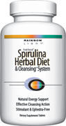 DROPPED: Rainbow Light - Spirulina Herbal Diet & Cleansing System - 60 Tablets