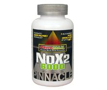 DROPPED: Pinnacle - NoX 2 6000 PermMax Maximize Muscle Tissue Permeability - 180 Tablets