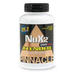 DROPPED: Pinnacle - NOX2 Xtender - 120 Tablets