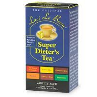 DROPPED: Laci Le Beau - Super Dieter's Tea Variety Pack - 24 Count