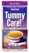 DROPPED: Laci Le Beau - Tummy Care Caffeine Free - 20 Tea Bags