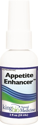 DROPPED: King Bio - Homeopathic Natural Medicine Appetite Enhancer - 2 oz. CLEARANCE PRICED
