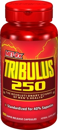DROPPED: MET-Rx - Tribulus 250 mg. - 90 Capsules