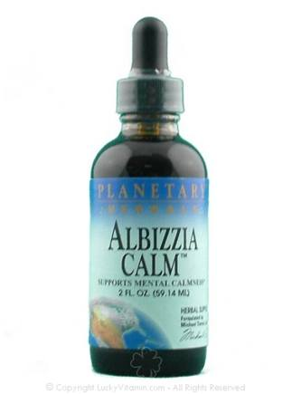 DROPPED: Planetary Herbals - Albizzia Calm - 2 oz. Formerly Planetary Formulas