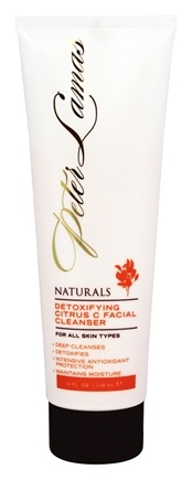 Peter Lamas - Naturals Collection Detoxifying Citrus-C Facial Cleanser - 4 oz. formerly Face & Body Wash with Vitamin C
