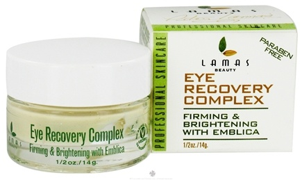DROPPED: Lamas Botanicals - Firming & Lightening Eye Complex with Emblica - 0.5 oz. CLEARANCE PRICED