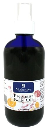 DROPPED: Motherlove - Pregnant Belly Oil - 8 oz.