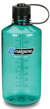 DROPPED: Nalgene - Narrowmouth Water Bottle (Sea Blue) - 32 oz.