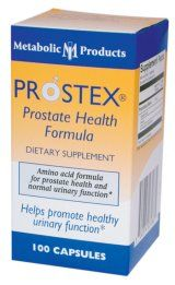 DROPPED: Prostex - Prostate Health Formula - 100 Capsules CLEARANCE PRICED