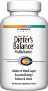 DROPPED: Rainbow Light - Dieter's Balance Multivitamin - 120 Tablets