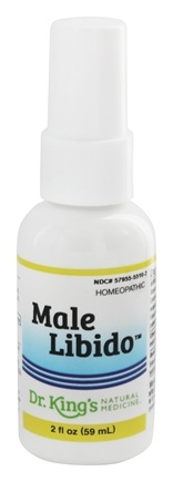 DROPPED: King Bio - Homeopathic Natural Medicine Male Libido - 2 oz.