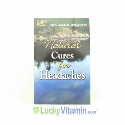 DROPPED: Knowledge House Publishers - Natural Cures for Headaches by Dr. Cass Ingram