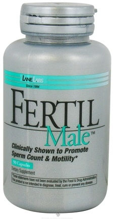 DROPPED: Lane Labs - Fertil Male - 90 Capsules CLEARANCE PRICED