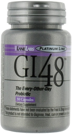 DROPPED: Lane Labs - GI-48 - 30 Capsules CLEARANCE PRICED