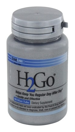 Lane Labs - H2Go - 90 Tablets