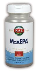 DROPPED: Kal - Max EPA - 50 Softgels