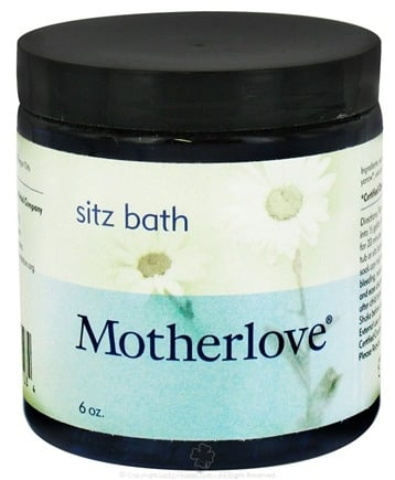 DROPPED: Motherlove - Sitz Bath - 6 oz. CLEARANCE PRICED