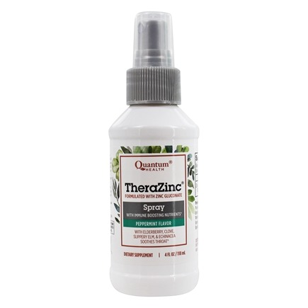 Quantum Health - Thera Zinc Oral Spray - 4 oz.