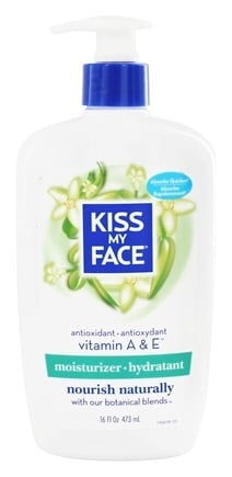 Kiss My Face - Ultra Moisturizer Vitamin A & E - 16 oz.