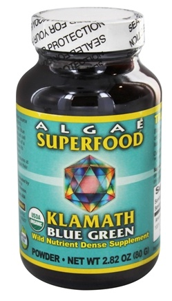 Klamath - Blue Green Algae - 80 Grams