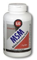 DROPPED: Kal - M.S.M. Powder - 10.6 oz.