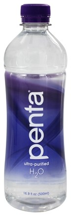 DROPPED: Penta - Ultra-Purified Antioxidant Water - 16.9 oz. CLEARANCE PRICED