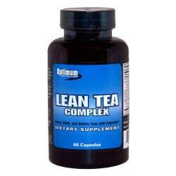 DROPPED: Optimum Nutrition - Lean Tea Complex - 60 Capsules