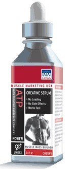 DROPPED: Muscle Marketing USA, Inc - ATP Creatine Serum Strawberry - 5.1 oz.