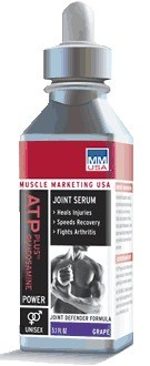 DROPPED: Muscle Marketing USA, Inc - ATP Plus Joint Serum Strawberry - 5.1 oz.