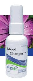 DROPPED: King Bio - Homeopathic Natural Medicine Mood Changes - 2 oz. CLEARANCE PRICED