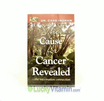DROPPED: Knowledge House Publishers - The Cause for Cancer Revealed - 1 Book