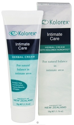 DROPPED: Kolorex - Intimate Care Cream 50 mg. - 1.76 oz. CLEARANCE PRICED