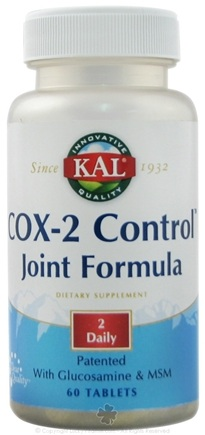 DROPPED: Kal - COX-2 Control Joint Formula - 60 Tablets
