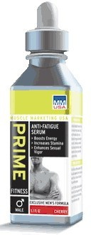 DROPPED: Muscle Marketing USA, Inc - Prime Anti-Fatigue Serum Cherry - 5.1 oz.