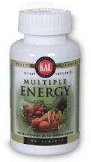 DROPPED: Kal - Multiple Energy - 100 Tablets