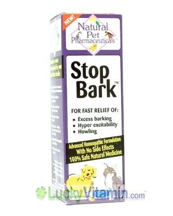 DROPPED: King Bio - Natural Pet Pharmaceuticals - Stop Bark - 4 oz.