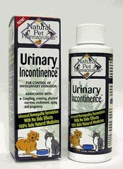 DROPPED: King Bio - Natural Pet Pharmaceuticals Urinary Incontinence - 4 oz.