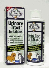 DROPPED: King Bio - Natural Pet Pharmaceuticals Urinary Tract Irritations - 4 oz.