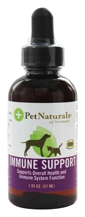 Pet Naturals of Vermont - Immune Support for Dogs Supports Overall Health & Immune System Function - 1.93 oz.