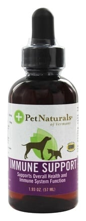 DROPPED: Pet Naturals of Vermont - Immune Support for Dogs Supports Overall Health & Immune System Function - 1.93 oz.
