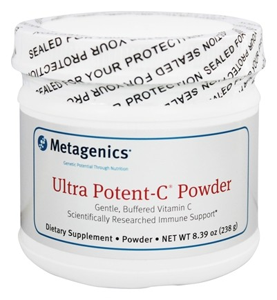 Metagenics - Ultra Potent-C Powder - 8 oz.